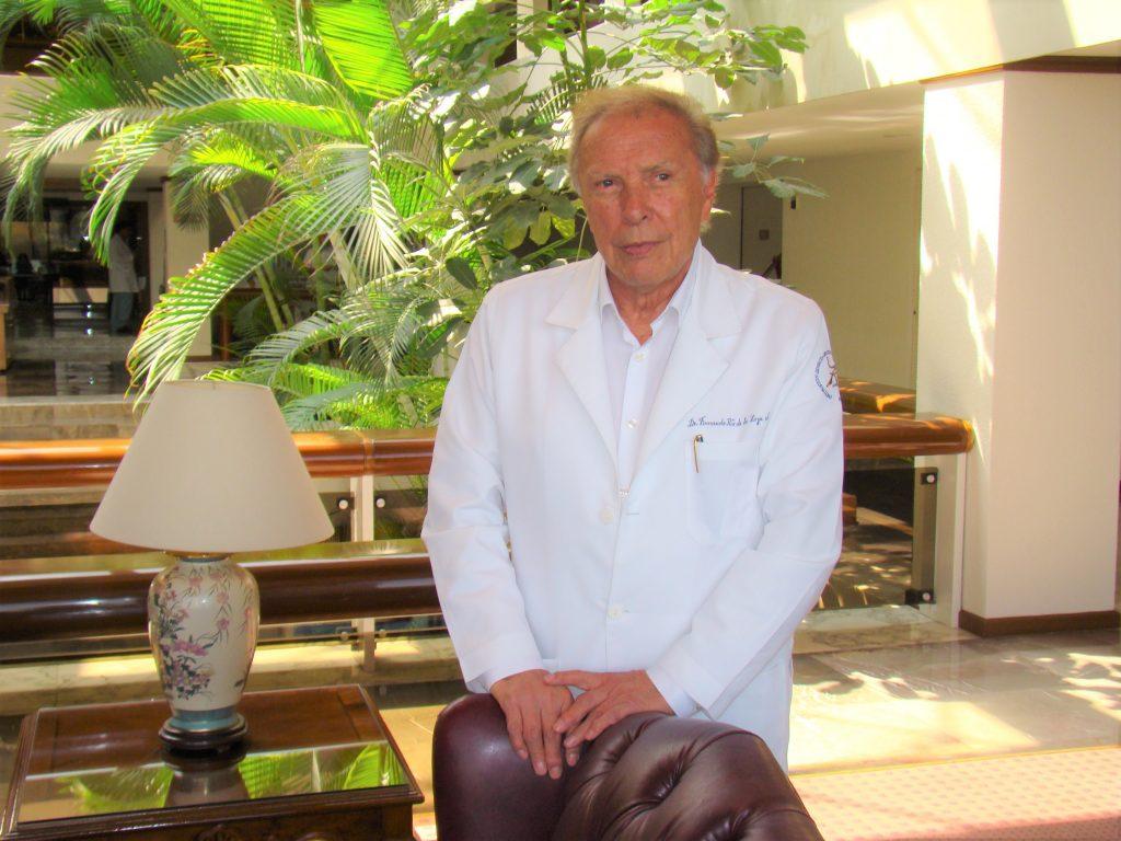 Dr. Fernando Río de la Loza